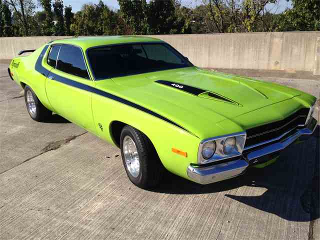1973 Plymouth Road Runner | 1033510