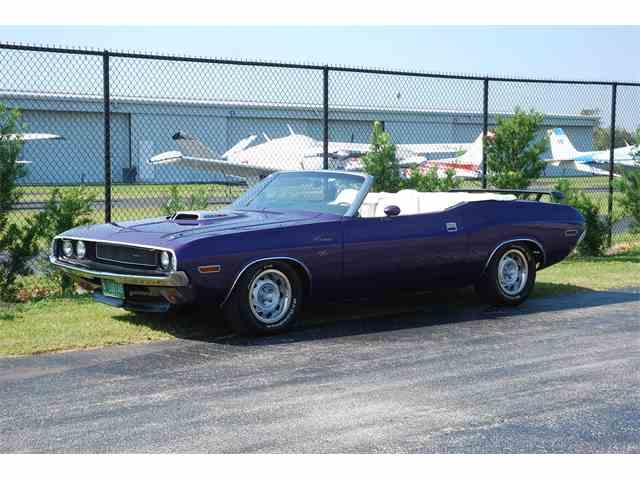 1970 Dodge Challenger R/T | 1033521