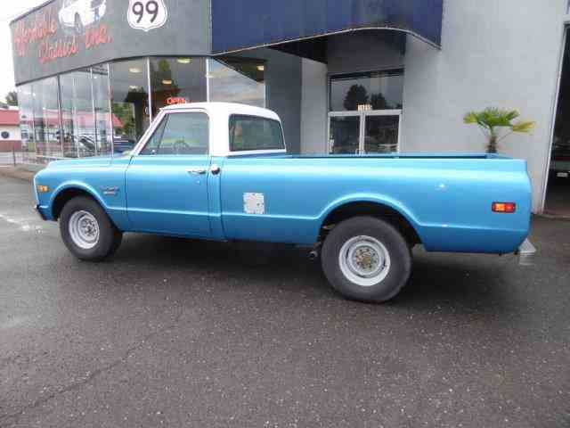 1970 Chevrolet C/K 20   1033522