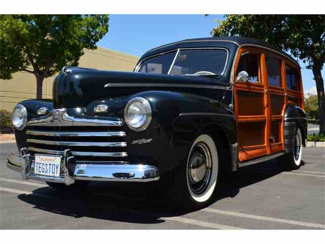 1946 Ford Station Wagon Woody | 1033529
