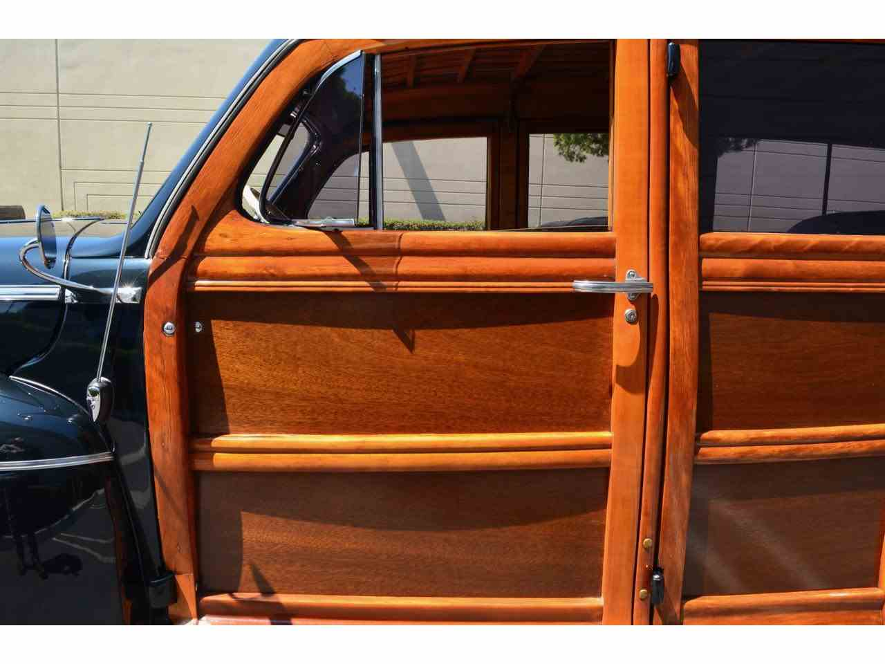 Large Picture of '46 Station Wagon Woody - M5H5