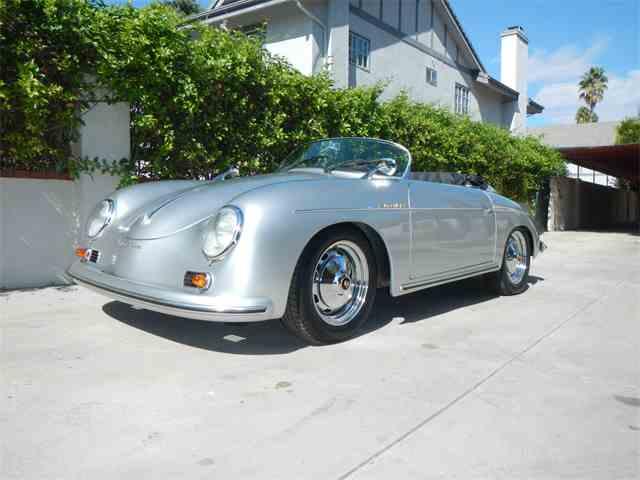 1956 Porsche Speedster | 1033536