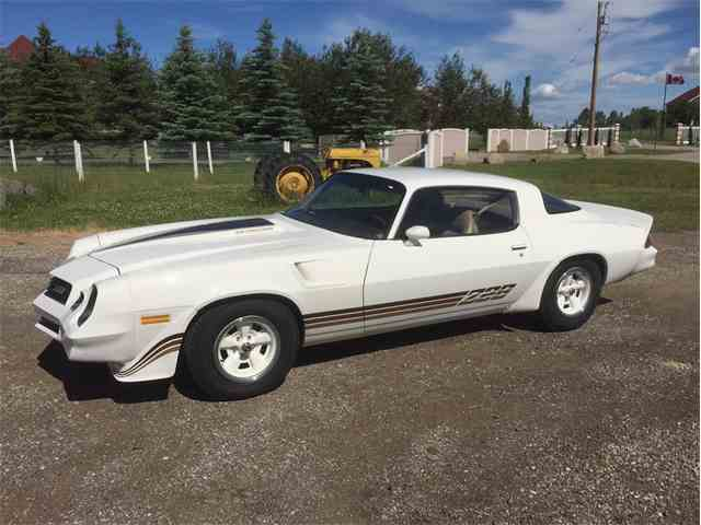 Picture of '81 Camaro Z28 - M5HP