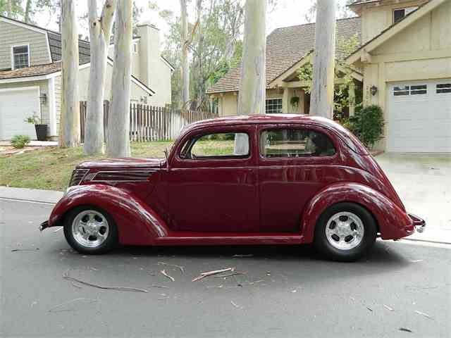 1937 Ford Slantback | 1033554