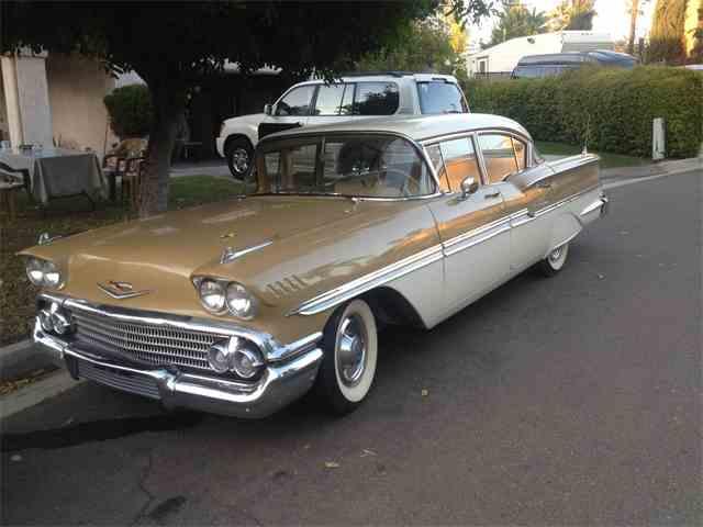 1958 Chevrolet Biscayne | 1033555