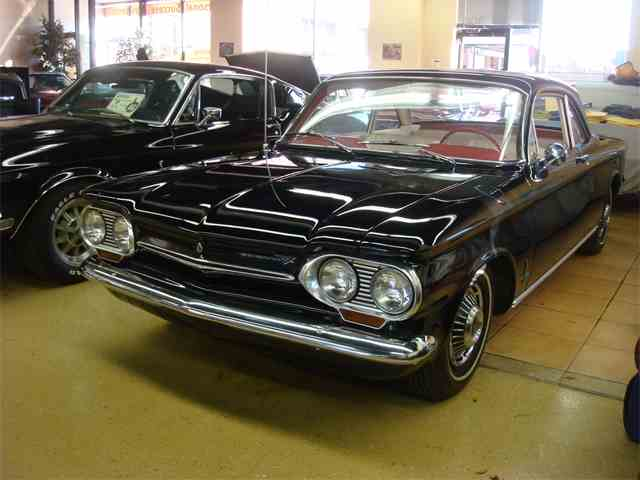1963 Chevrolet Corvair Monza | 1033556