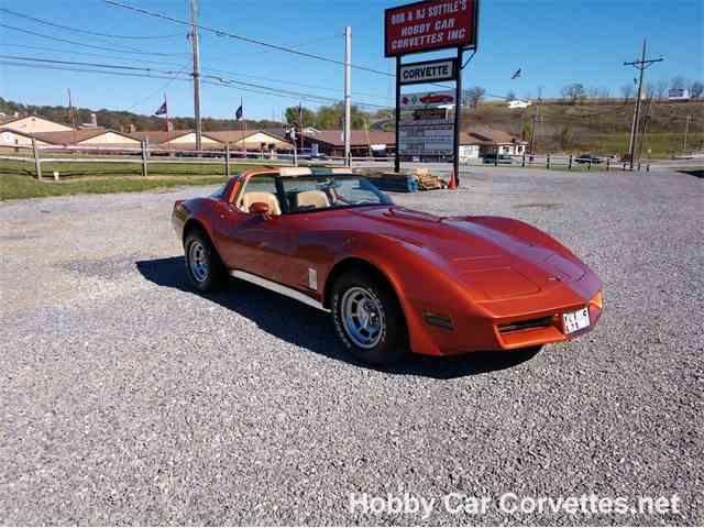 1981 Chevrolet Corvette | 1033560