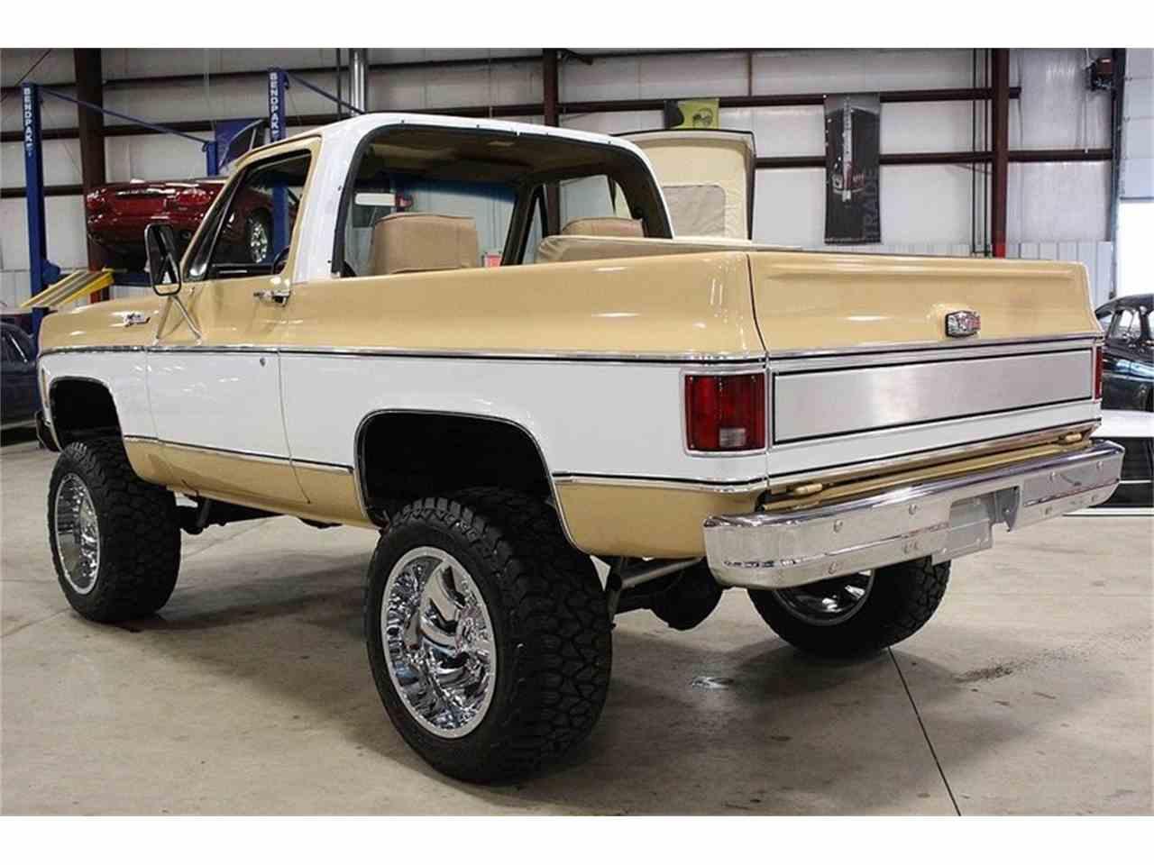 1977 Chevrolet Blazer for Sale | ClassicCars.com | CC-1033570