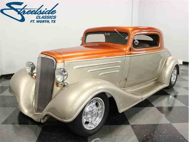 1934 Chevrolet 3-Window Coupe | 1033574