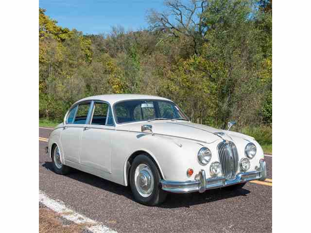 1961 Jaguar Mark II | 1033575