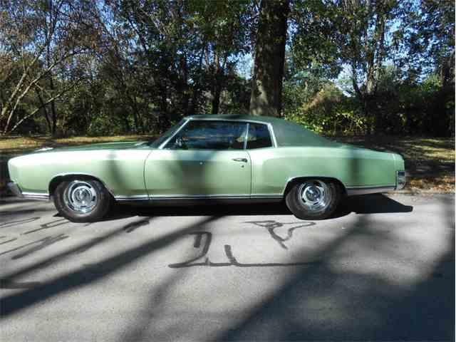1970 Chevrolet Monte Carlo | 1033576