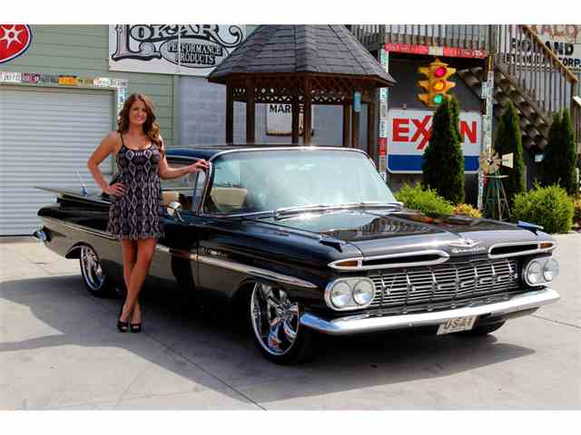1959 Chevrolet Bel Air | 1033585