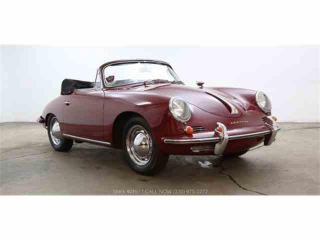 1960 Porsche 356B | 1033586