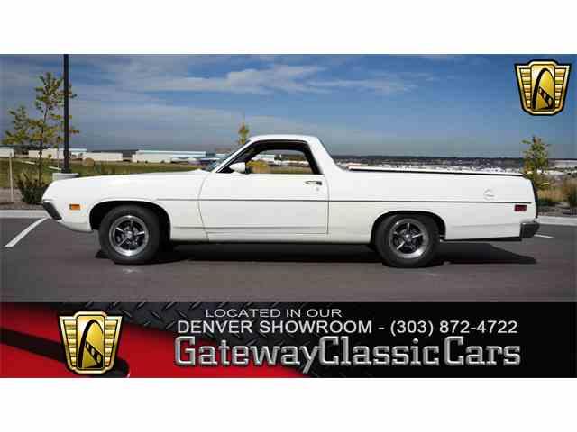 1970 Ford Ranchero | 1033589