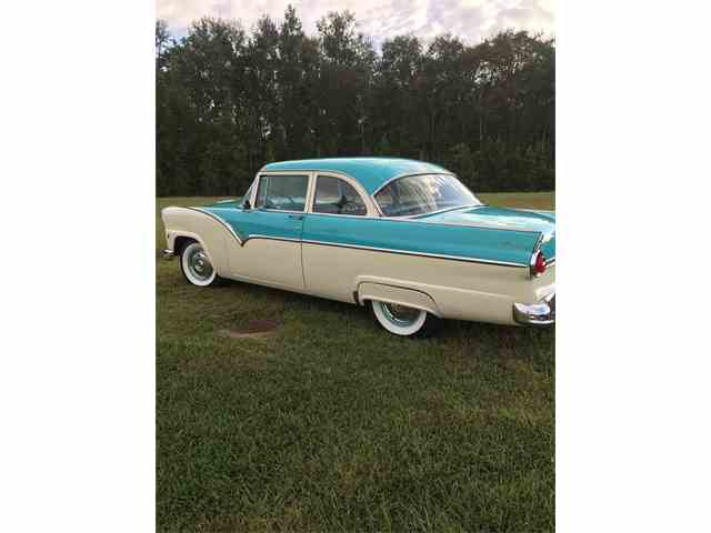 1955 Ford 2 DR POST Fairlane | 1033593