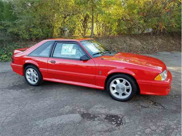 1993 Ford Mustang Cobra | 1033594