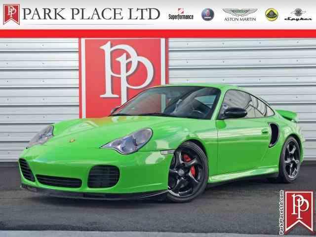 2001 Porsche 911 | 1033598