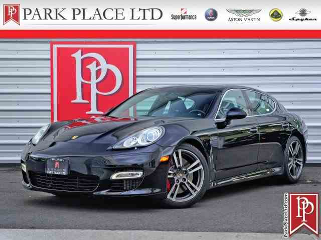 2012 Porsche Panamera | 1033601