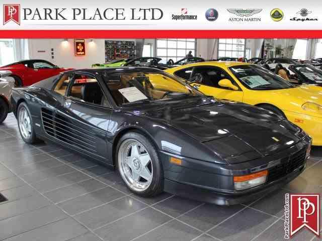 1985 Ferrari Testarossa | 1033603