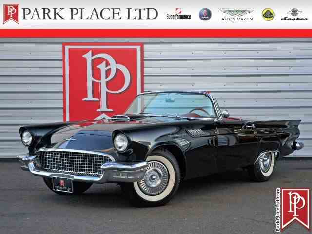 Picture of '57 Thunderbird - M5J8