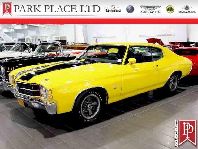 1971 Chevrolet Chevelle Malibu | 1033606