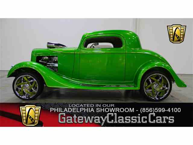 1934 Chevrolet Coupe | 1033609