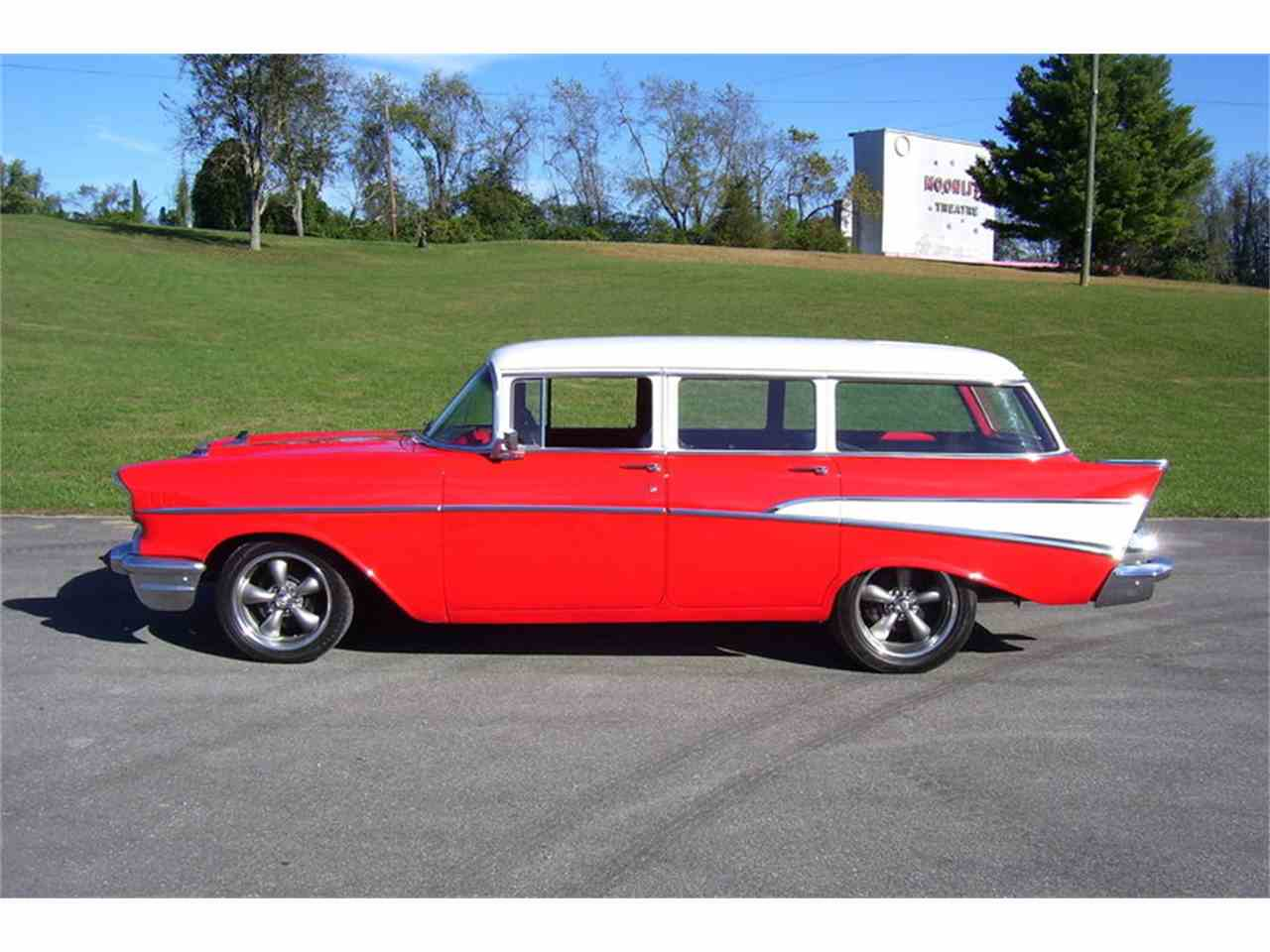 All Chevy 1957 chevy wagon for sale : 1957 Chevrolet 210 Beauville Station Wagon for Sale | ClassicCars ...