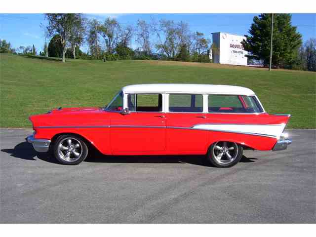 1957 Chevrolet 210 Beauville Station Wagon | 1033610