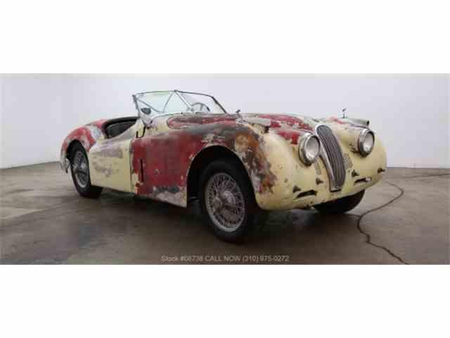 1954 Jaguar XK120 | 1033614