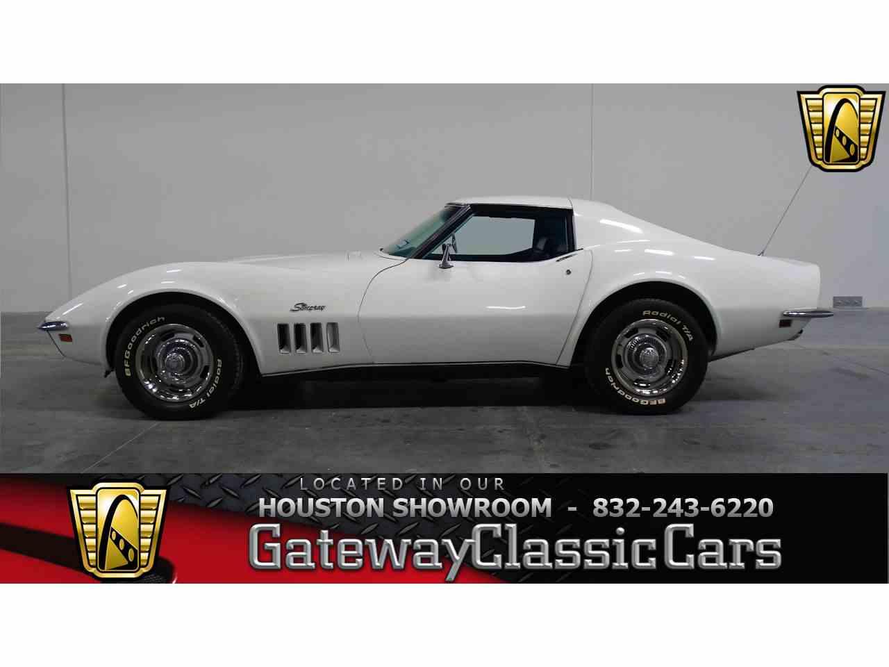 Large Picture of '69 Corvette - M5JL