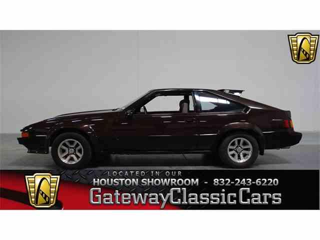 1984 Toyota Supra | 1033622