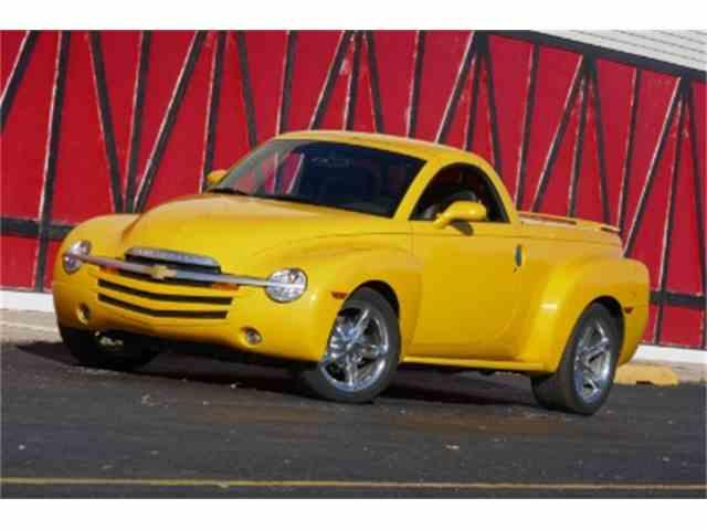 2005 Chevrolet SSR | 1033624