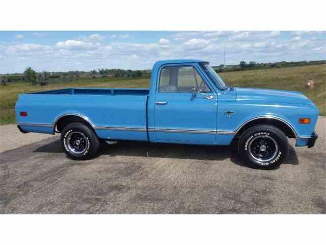 1968 Chevrolet C10 | 1033627