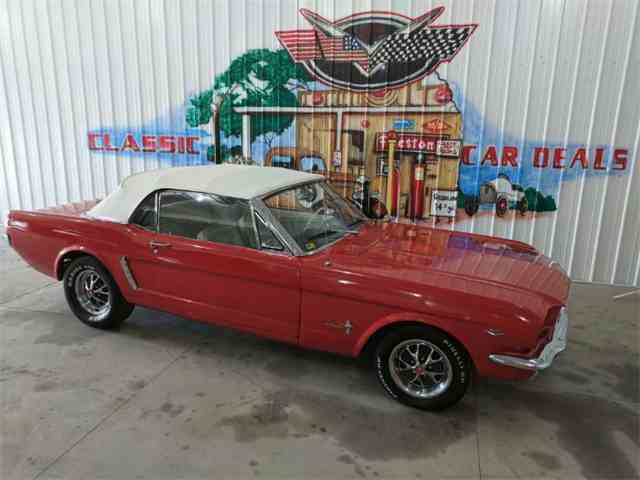 1965 Ford Mustang | 1033630