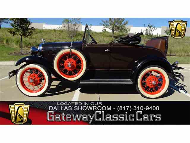 1929 Ford Automobile | 1033633