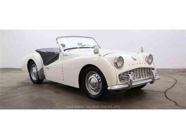 1963 Triumph TR3B | 1033635