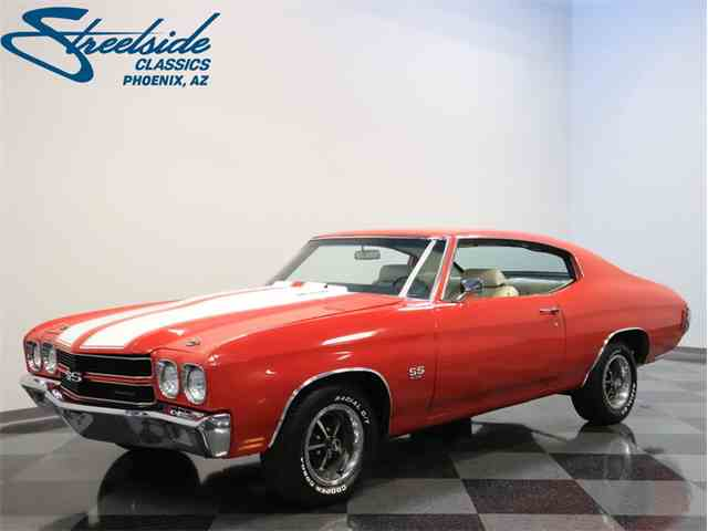 Picture of '70 Chevelle SS - M5K6