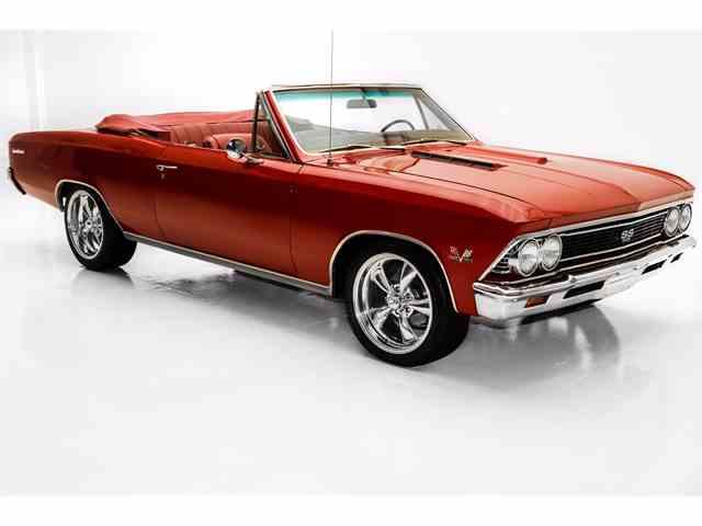 1966 Chevrolet Chevelle | 1033646