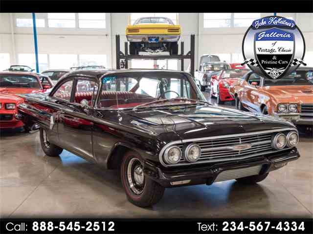 Picture of '60 Biscayne - M5KH