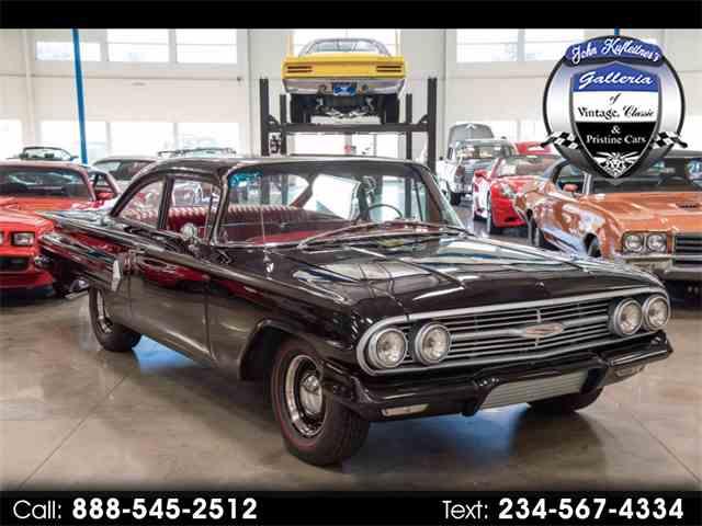 1960 Chevrolet Biscayne | 1033649