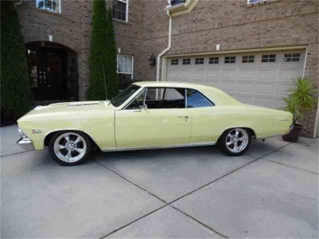 1966 Chevrolet Chevelle | 1033651