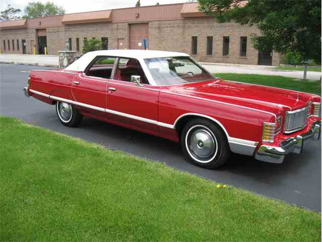 1977 Mercury Grand Marquis Hardtop | 1033657
