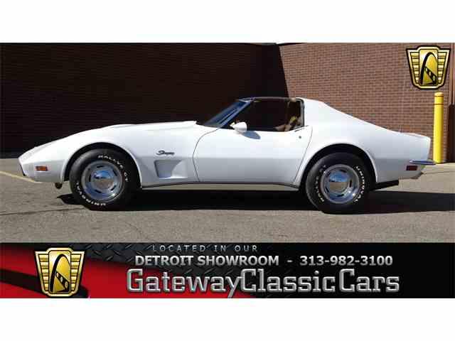 1973 Chevrolet Corvette | 1033660