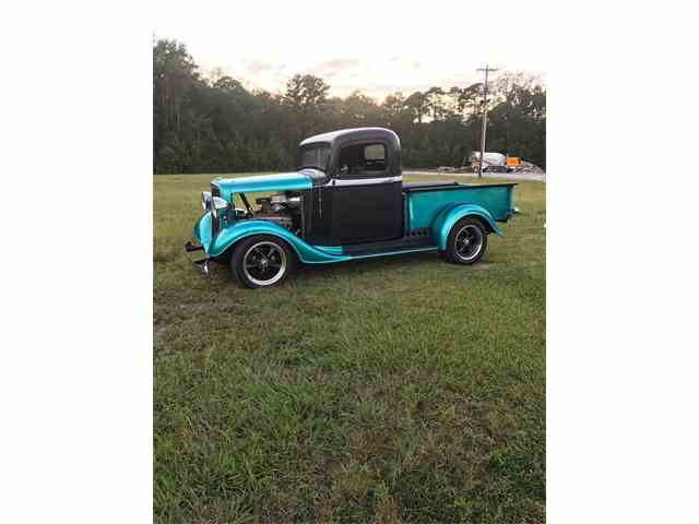 1936 Chevrolet Pick Up Custom Street Rod | 1033663