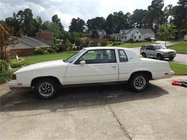 1987 Oldsmobile Cutlass | 1033665