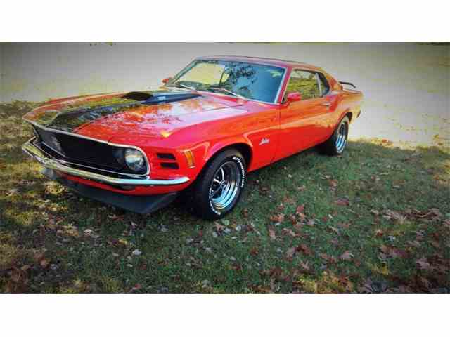 1970 Ford Mustang | 1033668
