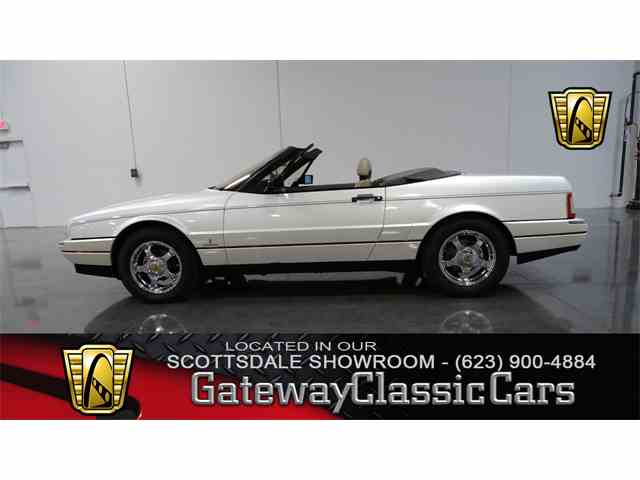 Picture of 1992 Cadillac Allante located in Deer Valley Arizona - $12,995.00 Offered by Gateway Classic Cars - Scottsdale - M5L4