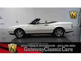 1992 Cadillac Allante for Sale - CC-1033672