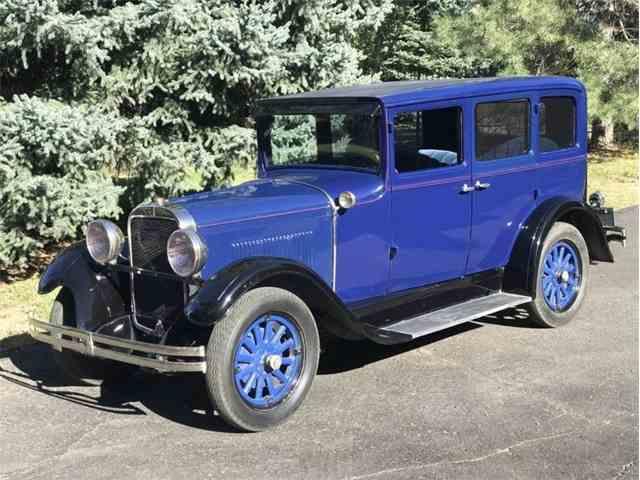 1929 Dodge Victory Six  Sedan | 1033674
