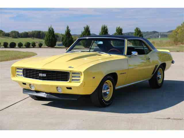 1969 Chevrolet Camaro COPO | 1033675